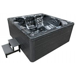 SPAtec 850B zwart